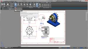 How To Make A Building Plan In Autocad by Mechanical Engineering Design Software Autocad Mechanical Autodesk