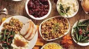 american thanksgiving dinner mathallen oslo