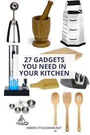 kitchen gadgets 27 kitchen gadgets you absolutely need in your kitchen smart