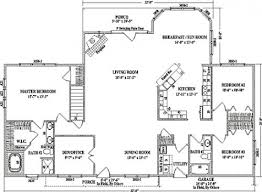 floor plans for ranch homes beautiful open floor plans ranch homes home plans design