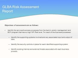 risk assessment report filling in the template how to write iso