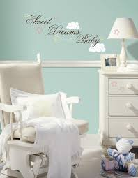 sweet dreams baby peel u0026 stick wall decals walldecals com