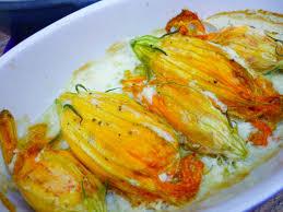 cuisiner fleur de courgette la bonne graille fleurs de courgettes farcies à la ricotta