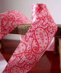 paisley ribbon paisley ribbon
