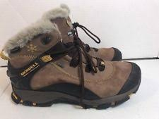 s insulated boots size 9 womens merrell boots size 9 preowned ebay