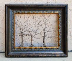 179 best wire trees images on wire trees wire and
