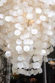 pottery barn kids chandeliers chandelier ideas beautiful capiz chandelier for luxury lighting