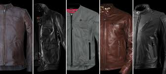 5 Best Leather Motorcycle Jackets Gear Patrol