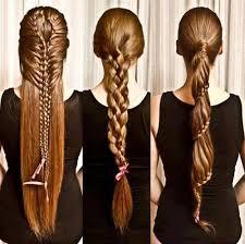 Frisuren Lange Haare Flechten by Frisur Lange Haare Bewerbungsfoto
