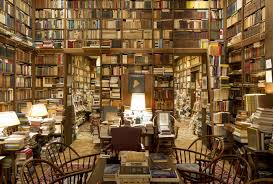 home library interior design rustic style small home library with shabby chic design ideas