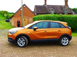 vauxhall orange vauxhall crossland x review room with a view we buy any car blog