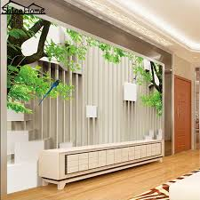 compare prices on nature livingroom wallpaper online shopping buy