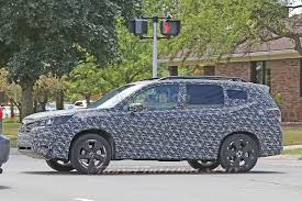 subaru forester interior 3rd row 2019 subaru forester spied testing on public roads autoguide com