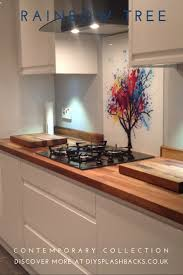 Kitchen Splashbacks Ideas Best 25 Glass Splashbacks Ideas On Pinterest Kitchen Splashback
