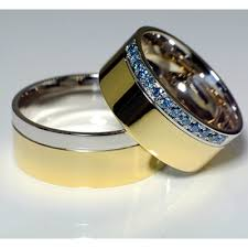 verighete din aur verighete din aur cu diamante albastre v113 verighete