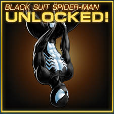 image spider man black suit unlocked png marvel avengers