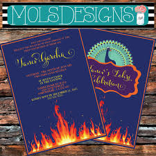 lohri invitation cards lohri bonfire indian punjabi baby celebration festival decorated