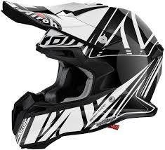 top motocross helmets airoh terminator motocross helmet white xs 53 54 airoh