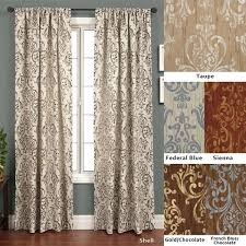 96 Long Curtains Kitchen Curtains 96 Inches Long Valance And Tier Curtain Sets