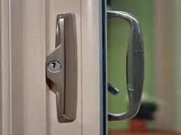 Keyed Patio Door Handle Sliding Glass Door Security Bar Home Depot Types Of Locks Keyed