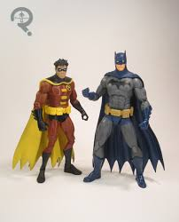 batman the figure in question