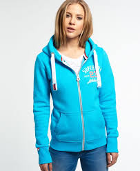 superdry bags discount womens superdry trackster zip hoodie