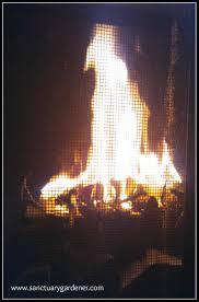 a better way to build a fire reverse fire building sanctuary