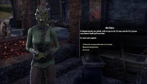 femme de chambre argonienne compétence d artisanat la forge the elder scrolls