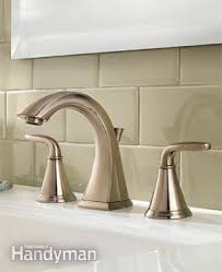 Best Bathroom Sink Faucets by The Best Bathroom And Kitchen Sink Faucets Family Handyman