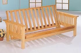 red barrel studio trimline futon frame u0026 reviews wayfair