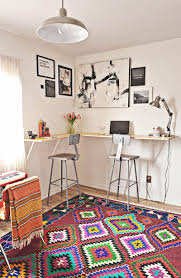 Wall Desk Ideas 8 Design Tips For Standing Desks That Are Versatile Enough For