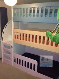 Triple Bunk Beds  Andersons Themes And Dreams - Dreams bunk beds