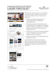 Windermere Luxury Homes by Windermere Luxury Portfolio Lisa Mcafee Calbre 01464477