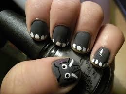 nail design elephant tusk nail arts