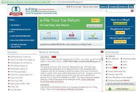 e filing steps of online e filing income tax returns from home reckon talk