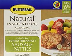 butterball turkeys on sale butterball inspirations fully cooked breakfast sausage