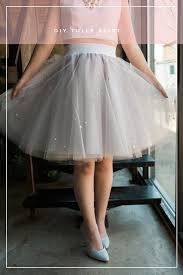 how to make tulle skirt diy tulle skirt tulle skirts diy fashion and brunch