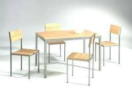 ensemble table et chaise de cuisine pas cher ensemble table chaise pas cher gaard me