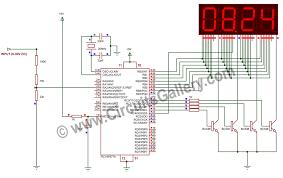 differential voltmeter circuit diagram meter design