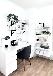 Black Reception Desk with Desk White Desk Black Top The Stash Desk Is Modern And Minimal