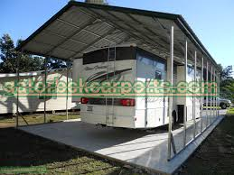 unique garages gatorback carports u2013 rv carports rv covers rv garages