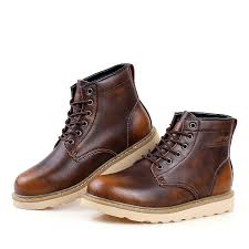 s boots waterproof waterproof mens boots autumn leather shoes 2015 casual s
