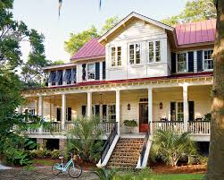 Southern Living Plans by Vintage Lowcountry Southern Living House Plans