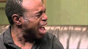 Crying Black Man Meme - for someone that doesn t follow the playoffs super closely whose