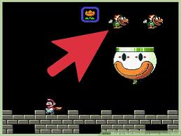 beat bowser super mario pictures wikihow