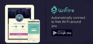 free finder app wifire app automatically connects to free wifi around you