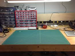 Woodworking Bench Top Surface by My Workbench Joe Walnes