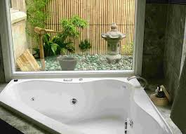Bathroom Garden Tub Decorating Two Things About Decorating Ideas For Bathrooms Home Decor News