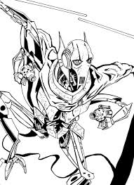 general grievous by kileybeecher on deviantart