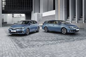 toyota auris facelift 2015 first pictures by car magazine